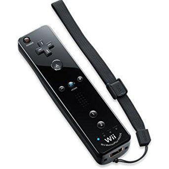 Nintendo Wii Remote Plus - Black