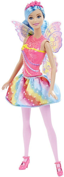 Barbie Fairy Doll, Rainbow Fashion