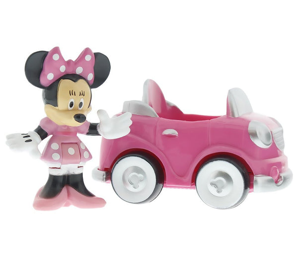 Fisher-Price Mickey Mouse Clubhouse Minnie's Figure & Car Pack