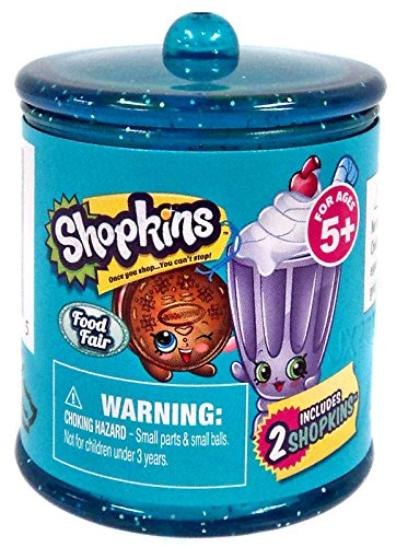 Shopkins Food Fair Canister