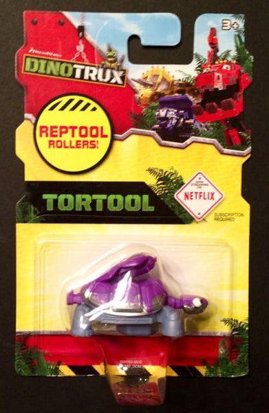 Dinotrux Reptool Rollers Tortool Vehicle