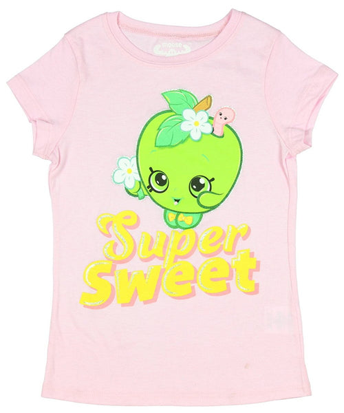 Shopkins Big Girls' Shopkins T-Shirt - Super Sweet