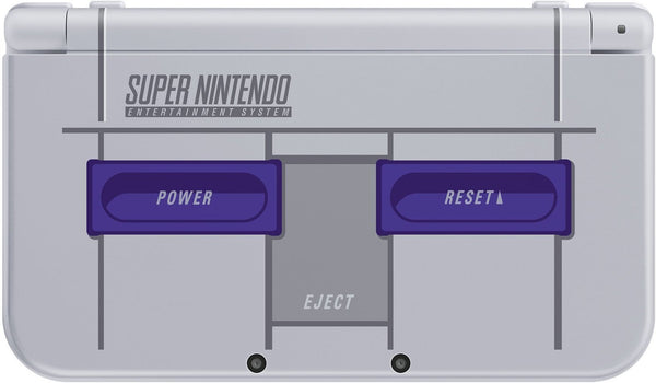 Nintendo New 3DS XL - Super NES Edition