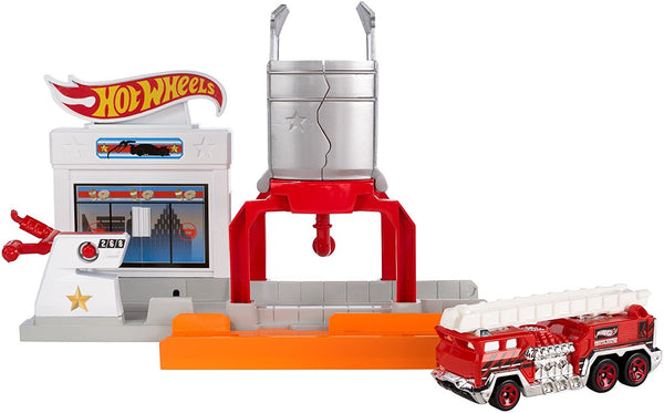 Hot Wheels Blaze Blast Playset