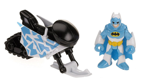 Fisher-Price Imaginext DC Super Friends, Arctic Batman
