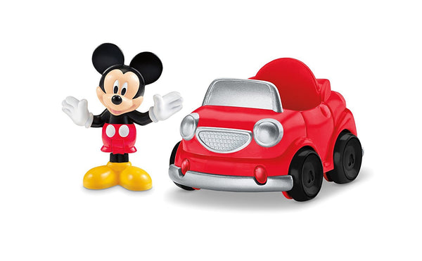 Fisher-Price - Disney Mickey Mouse Clubhouse - Mickey's Sports Car