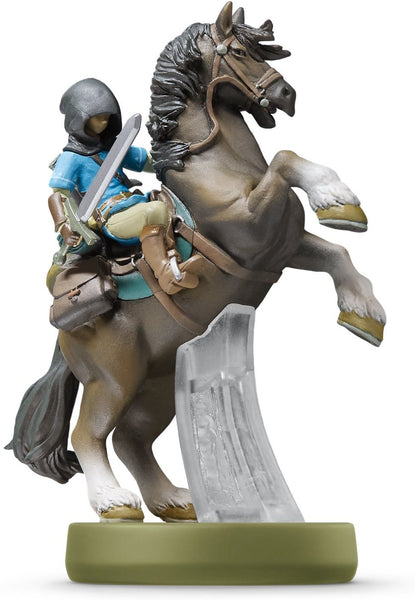 Nintendo amiibo - Link (Rider): Breath of the Wild