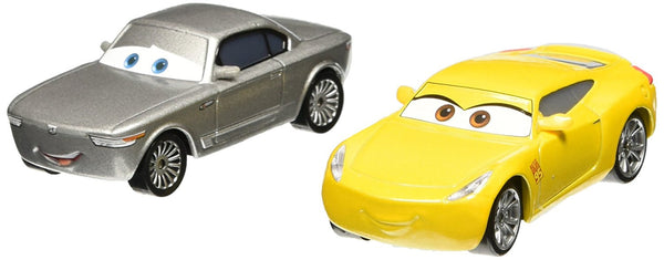 Disney/Pixar Cars Sterling & Cruz Die-Cast Vehicles, 2 Pack