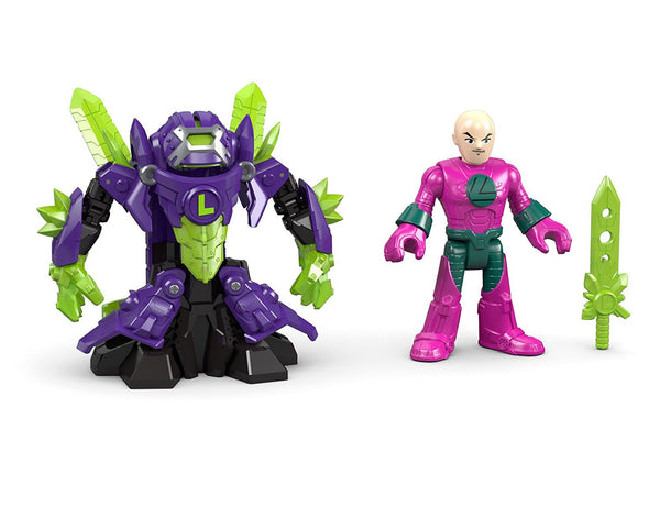 Fisher-Price Imaginext DC Super Friends, Battle Armor - Lex Luthor