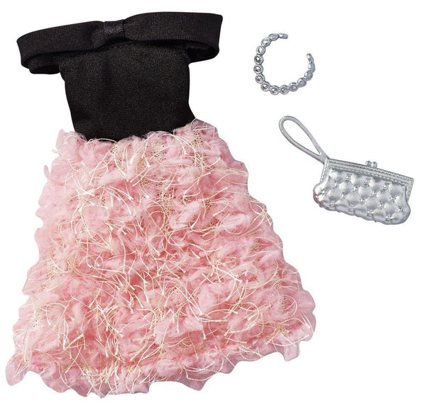 Barbie Fashions Complete Look Girly Frilly