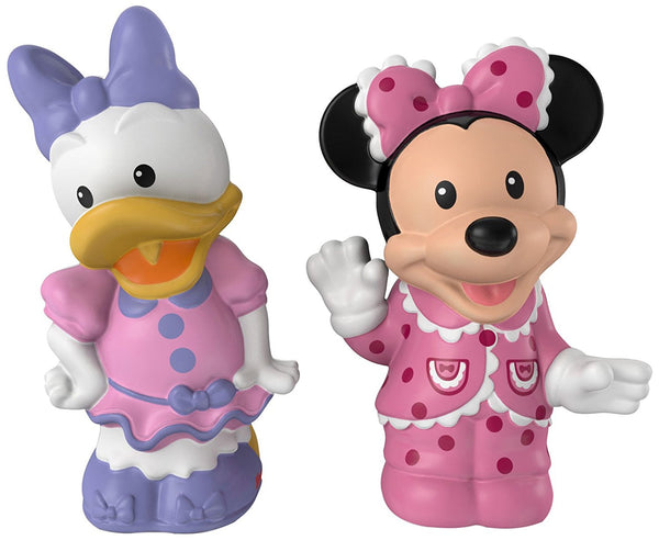 Fisher-Price Little People Magic of Disney Minnie & Daisy Buddy Pack