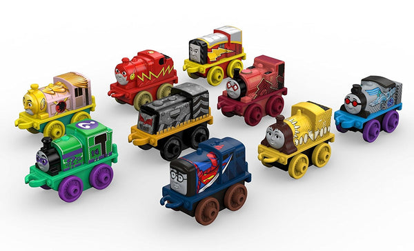 Fisher-Price Thomas & Friends MINIS DC Super Friends Trains