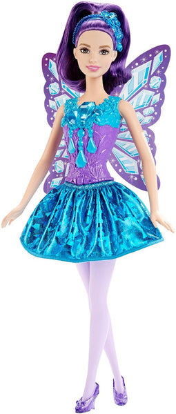 Barbie Fairy Doll, Gem Fashion