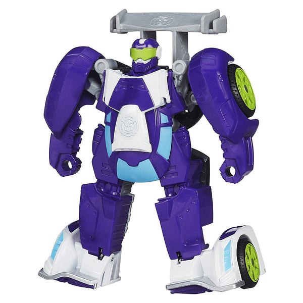 Playskool Heroes Transformers Rescue Bots Blurr Figure