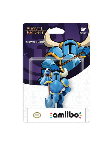Shovel Knight Amiibo - Nintendo Wii U/ 3DS