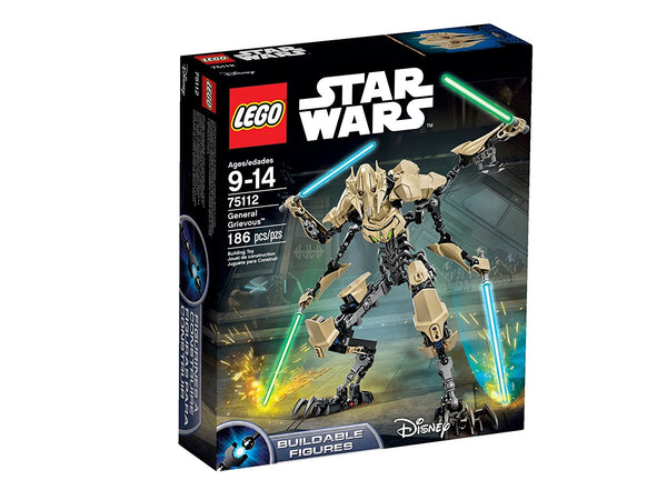 LEGO Star Wars General Grevious - 75112