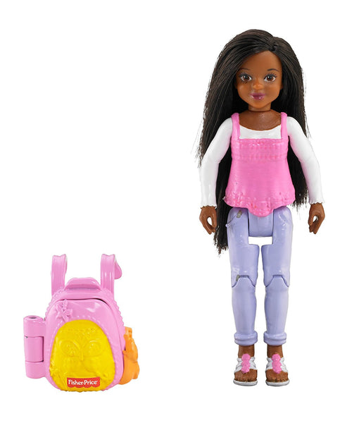 Fisher-Price Loving Family African American Sister Figure