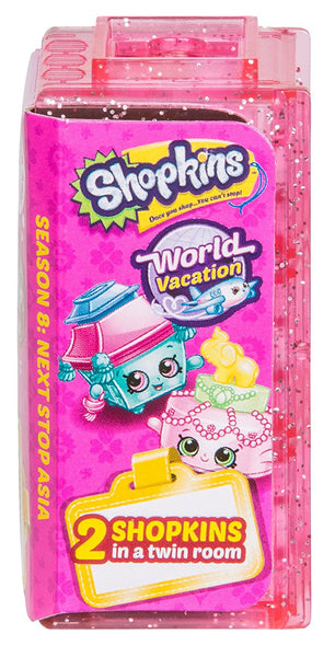 Shopkins World Vacation ASIA Season 8 Blind Box 2-Pack