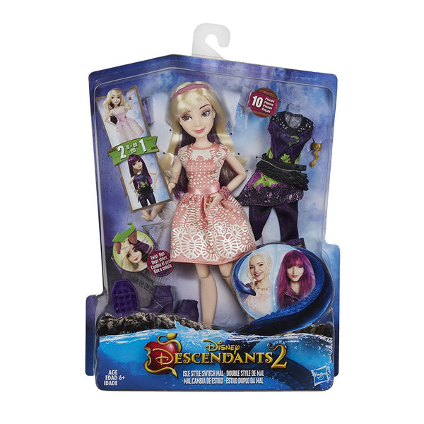 Disney Descendants Isle Style Switch Mal