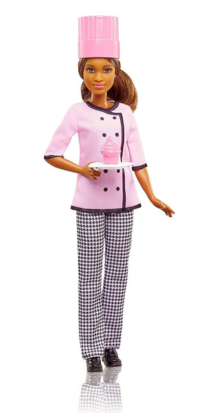Barbie Cupcake Chef Doll (African American)