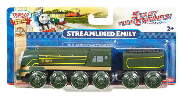 Fisher-Price Thomas the Train Wooden Railway Streamlined Emily
