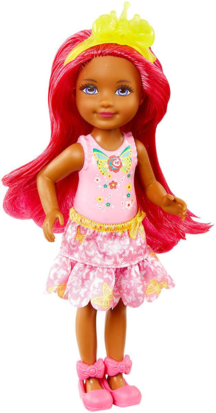 Barbie Dreamtopia Rainbow Cove Sprite Doll - Pink