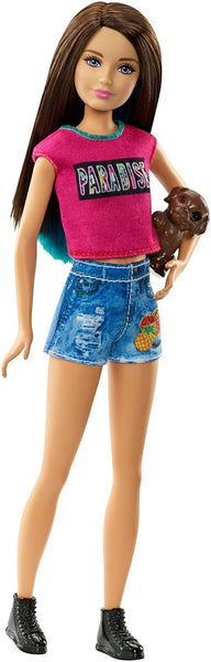 Barbie Great Puppy Adventure Skipper Doll
