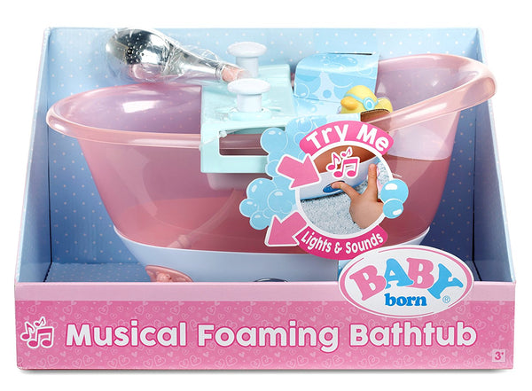Baby Born Foaming Bath Tub