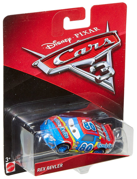 Disney/Pixar Cars 3 Rex Reveler (Gask-Its) Die-Cast Vehicle
