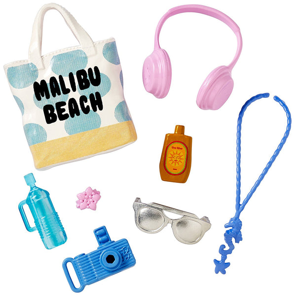 Barbie Fashions Beach Accessory Pack