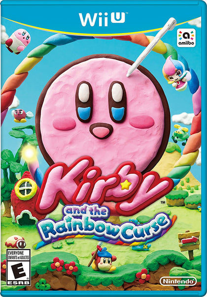 Kirby & The Rainbow Curse - Wii U