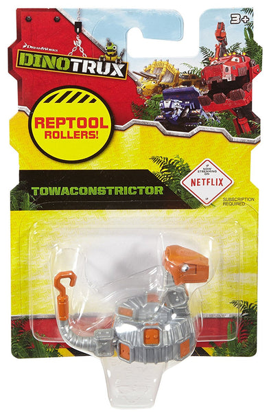 Dinotrux Reptool Rollers Towaconstrictor Vehicle