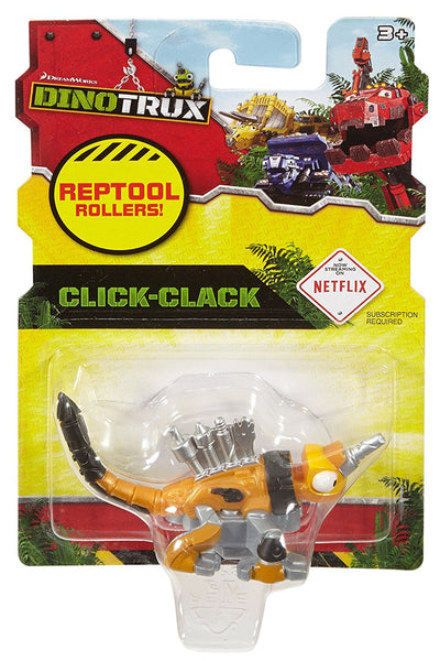 Dinotrux Reptool Rollers Click Clack Vehicle