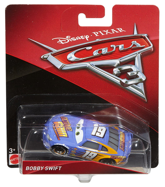 Disney/Pixar Cars 3 Bobby Swift (Octane Gain) Die-Cast Vehicle