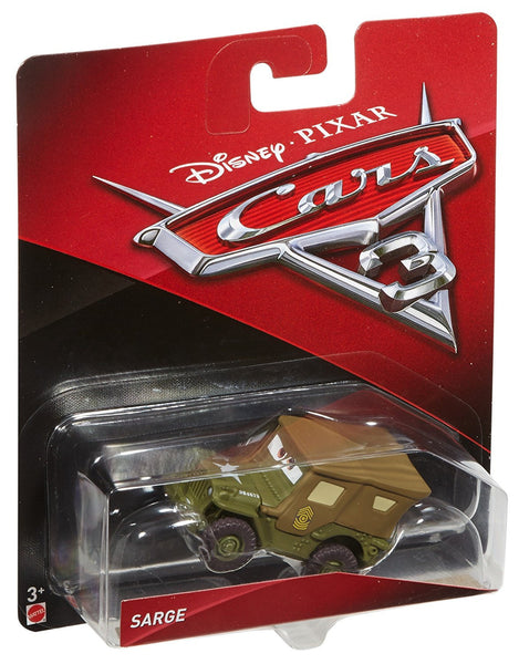 Disney Cars Pixar Diecast Sarge Vehicle