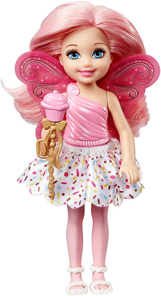 Barbie Dreamtopia Small Fairy Doll Cupcake Theme Doll