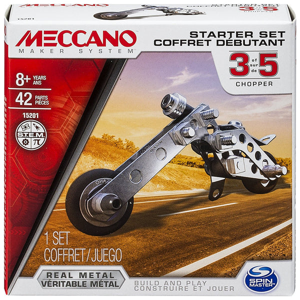 Meccano Starter Set - Chopper