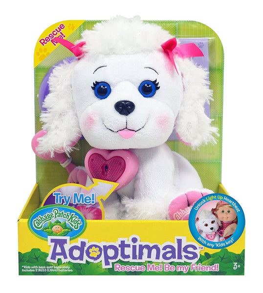 Cabbage Patch Adoptimals Poodle