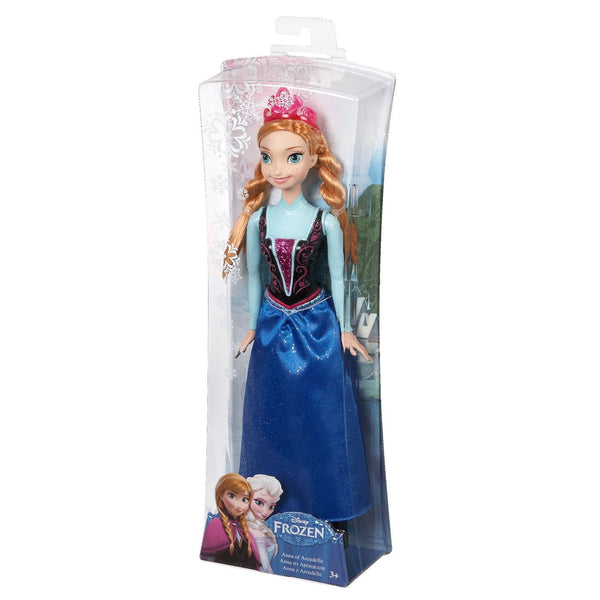 Disney Frozen Sparkle Princess Anna Doll (Discontinued by manufacturer)
