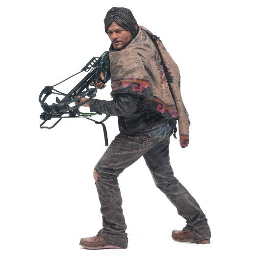 "The Walking Dead TV Daryl Dixon 10"" Deluxe Action Figure"
