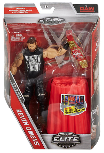 WWE Elite Collection Kevin Owens Action Figure