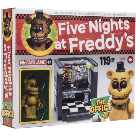 "Five Nights at Freddy's ""The Office"" Set"