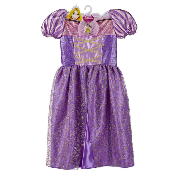 Disney Princess Sparkle Dress - Rapunzel 4-6X