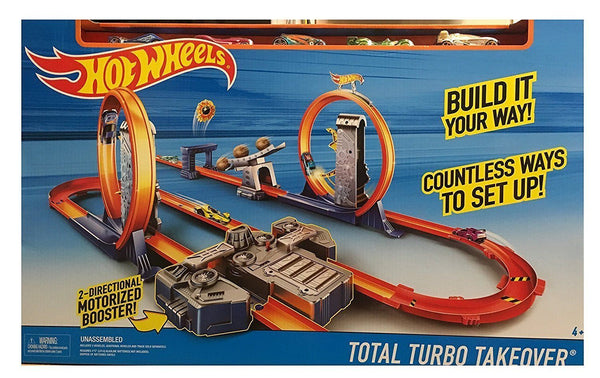 Hot Wheels Total Turbo Takeover
