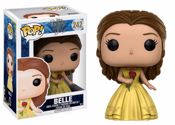 Funko POP Disney Beauty & The Beast Yellow Gown Belle Vinyl Action Figure