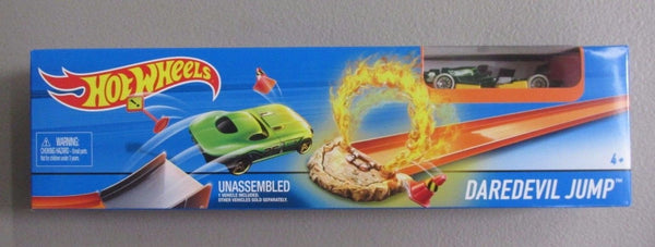 Hot Wheels Daredevil Jump Trackset