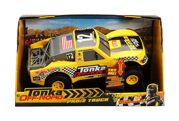 Tonka Lights and Sounds Off-Road Replica Collection Off-Road Pro 2 Truck