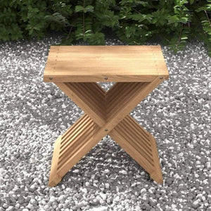 Teak Folding Coffee Table  - Chic Teak® | Luxury Teak Furniture
