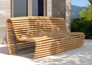 Hoxton Teak Bench  - Chic Teak® | Luxury Teak Furniture