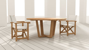 Henley Teak Table  - Chic Teak® | Luxury Teak Furniture